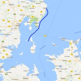 kart over læsø Logg kart over læsø